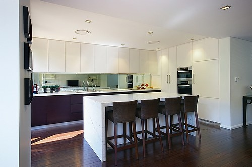 Designer kitchens sydney northern beaches see photos for Gallery kitchens kitchen design